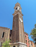 Venice - Greek Orthodox Cathedral of St. George Stock Image