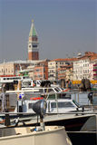 Venice - harbor Stock Photos