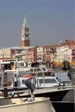 Venice - harbor Stock Photos