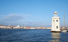 Venice harbour Stock Photo