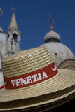 Venice Hat Royalty Free Stock Photo