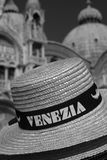 Venice Hat Stock Photography