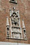 Venice, high relief royalty free stock photo