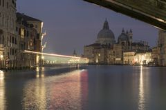 Venice historic and beautiful city in italy stock photo
