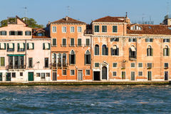 Venice Homes Royalty Free Stock Image