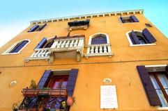Venice House Stock Photography