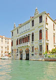 Venice. The house on water Stock Images