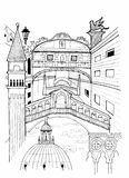 Venice Illustration Royalty Free Stock Image