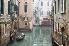 Free Venice In Winter Stock Photo - 158755380