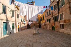 Venice Irtaly pittoresque view Royalty Free Stock Images