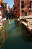 Venice Irtaly pittoresque view Royalty Free Stock Photo