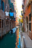 Venice Irtaly pittoresque view Royalty Free Stock Photography