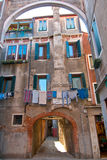 Venice Irtaly pittoresque view Stock Image