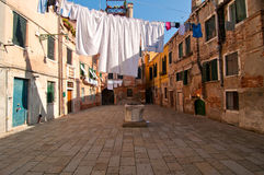 Venice Irtaly pittoresque view Royalty Free Stock Image