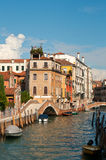 Venice Irtaly pittoresque view Stock Photo