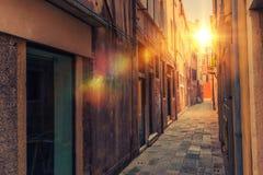 Venice Italian Destination Stock Image