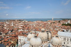 Venice, Italy. Historic buildings from venice italy Stock Photos