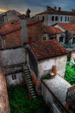 Venice, Italy. Colorful roof in Venice, Italy Royalty Free Stock Photography