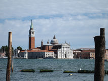 Venice, Italy. Landmarks, and historic building in Venice, Italy Royalty Free Stock Image