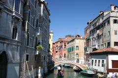 Venice, Italy. A beautiful day in Venice stock photos