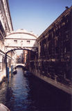 Venice, Italy. Pont des Soupirs (Bridge of sighs) Venice, Italy royalty free stock image