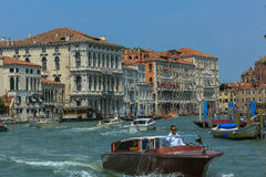Venice - Italy stock photography