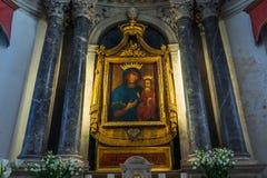 San Giovanni e Paoli church, Venice, italy Stock Photo