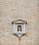 VENICE, ITALY architecture fragment Doge's Palace century Royalty Free Stock Image