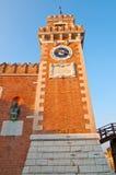 Venice Italy Arsenale Royalty Free Stock Photo