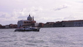 Venice Italy, Basin Of San Marco stock video