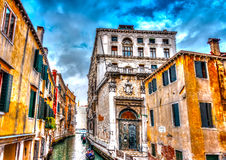 In Venice Italy Stock Photo