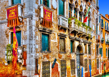 In Venice Italy Royalty Free Stock Photo