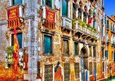 In Venice Italy Royalty Free Stock Photo