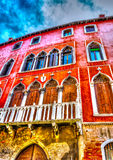 In Venice in Italy Stock Photo