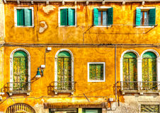 In Venice in Italy Royalty Free Stock Photography
