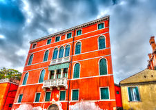 In Venice in Italy Royalty Free Stock Photos