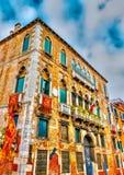 In Venice in Italy Royalty Free Stock Photo