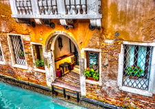 In Venice Italy Stock Photos