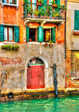 In Venice Italy Royalty Free Stock Photos