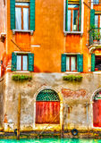 In Venice in Italy Royalty Free Stock Image