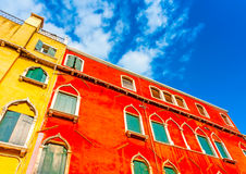 In Venice in Italy Stock Images