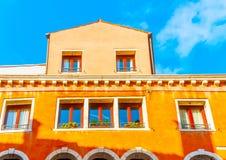 In Venice in Italy Stock Image