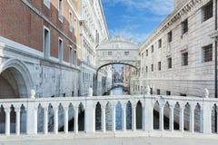 Venice, Italy. Venice - Bridge of Sighs Ponte dei Sospiri , Italy Stock Photos