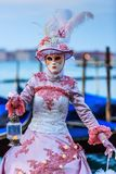 Venice, Italy. Carnival of Venice Royalty Free Stock Photography