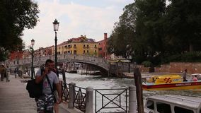 Venice, Italy stock video footage
