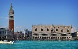 VENICE, ITALY Doge's Palace century Royalty Free Stock Photo