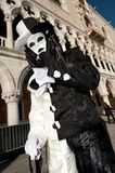 VENICE, ITALY - FEBRUARY 16: venetian mask Stock Photo
