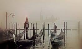 Venice, Italy, Gondola, Lagoon Stock Photos