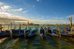 Venice. Italy. Royalty Free Stock Photography