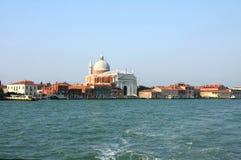 Venice. Italy. Grand canal Stock Photo